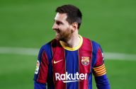 Barcelona captain Lionel Messi joining Paris Saint-Germain on free transfer this summer to replace Kylian Mbappe